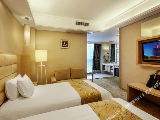 深圳中南海怡酒店精品雙人房