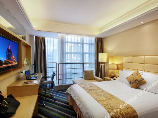 深圳中南海怡酒店高級客房