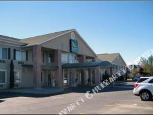 鹽湖城機場西品質酒店及套房(Quality Inn & Suites Airport West Salt Lake City)