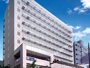 大阪心齋橋舒適酒店(Comfort Hotel Osaka Shinsaibashi Osaka)