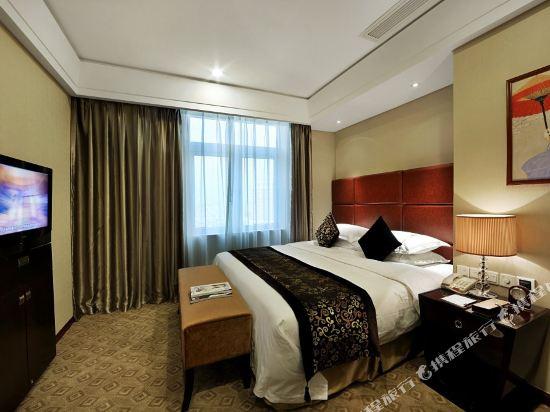 深圳百合酒店(Century Kingdom Hotel)豪華套房
