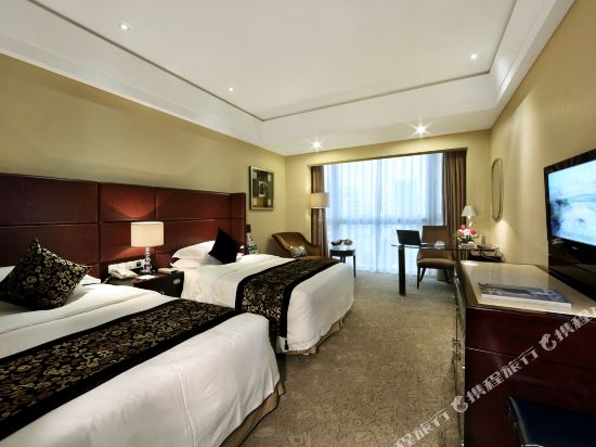 深圳百合酒店(Century Kingdom Hotel)行政雙床房