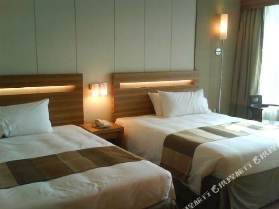 香港如心海景酒店暨會議中心(L'hotel Nina Et Convention Centre)標準房