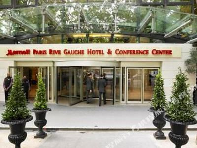 Paris Marriott Rive Gauche Hotel And Conference Center