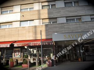 薩沃伊酒店(Savoy Hotel)