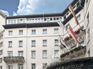威斯巴登施瓦澤博克麗笙酒店(Radisson Blu Hotel Schwarzer Bock Wiesbaden)