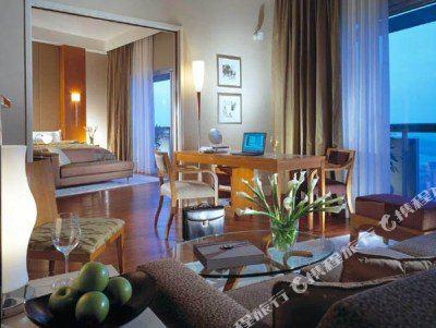 新加坡費爾蒙酒店(Fairmont Singapore)公共區域