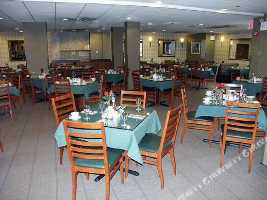 紐約沃森酒店(原紐約曼哈頓第57街假日酒店)(The Watson Hotel (Formerly Holiday Inn Manhattan 57th Street))餐廳
