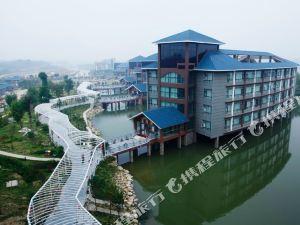南召蓮花溫泉國際旅游度假區水上賓館