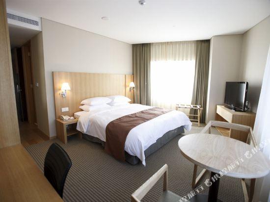 九老貝斯特韋斯特精品酒店(Best Western Premier Guro Hotel)標準大床房
