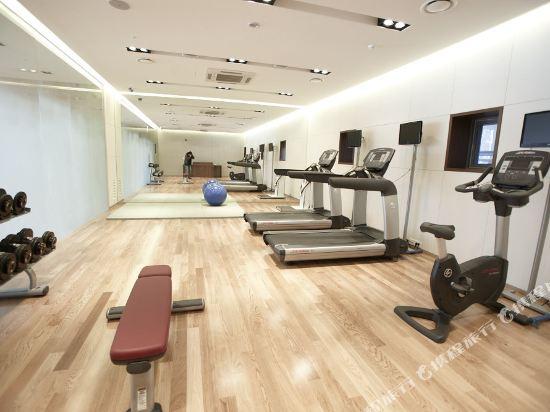 九老貝斯特韋斯特精品酒店(Best Western Premier Guro Hotel)健身娛樂設施