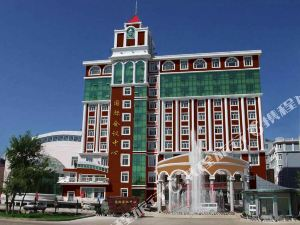 佳木斯大學國際飯店