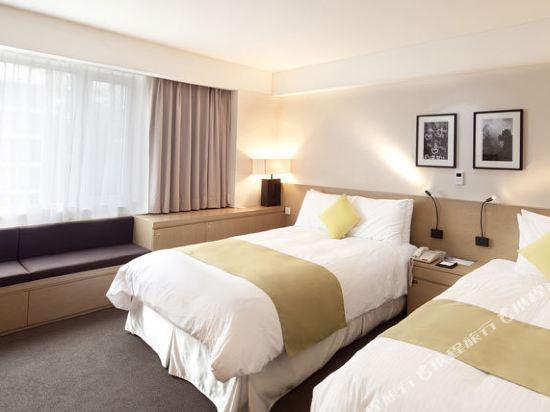 首爾喜來登帕拉斯江南酒店(Sheraton Seoul Palace Gangnam Hotel)豪華大床房