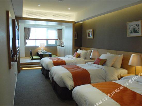 首爾明洞PJ酒店(PJ Hotel Myeongdong Seoul)至尊三人套房