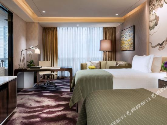 深圳四季酒店(Four Seasons Hotel Shenzhen)尊貴雙床房