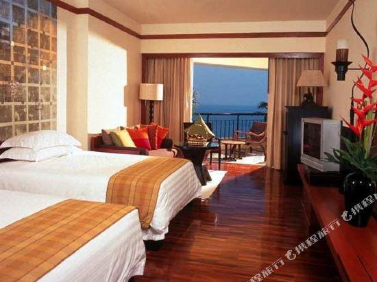 華欣希爾頓温泉度假酒店(Hilton Hua Hin Resort & Spa)海景經典房