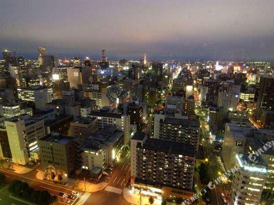 札幌王子酒店(Sapporo Prince Hotel)眺望遠景