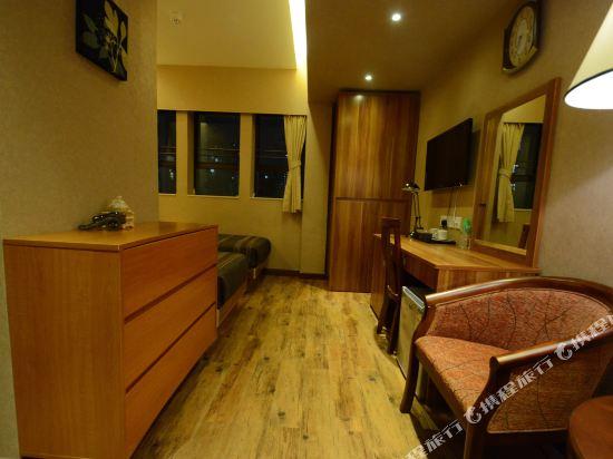 香港雲浦酒店(VP Hotel)豪華房
