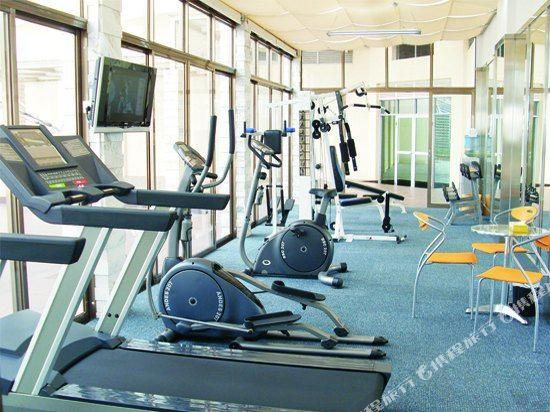 中山東方海悅酒店(Hiyet Oriental Hotel)健身房