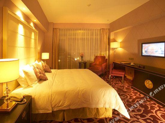 中山東方海悅酒店(Hiyet Oriental Hotel)行政江景大床房