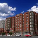 錫拉丘茲市中心軍械庫廣場萬豪居家酒店(Residence Inn by Marriott Syracuse Downtown at Armory Square)