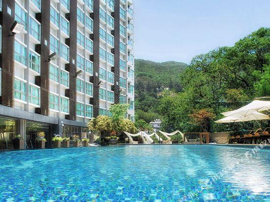香港帝景酒店(Royal View Hotel)健身娛樂設施