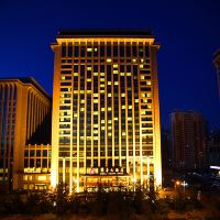 山西麗華大酒店酒店預訂