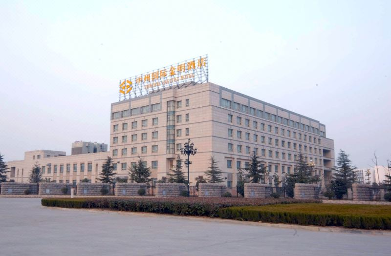 Image result for central capital hotel kaifeng