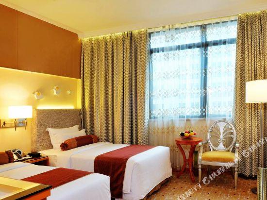 京都酒店(Metropole Hotel Macau)標準潮式雙床房