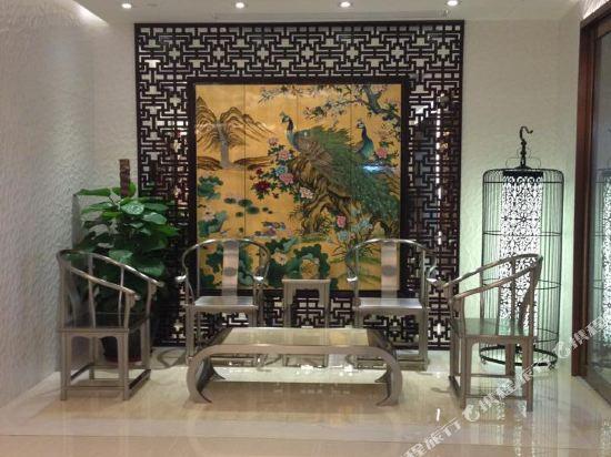 京都酒店(Metropole Hotel Macau)大堂