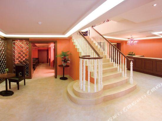 澳萊英京酒店(Ole London Hotel)大堂