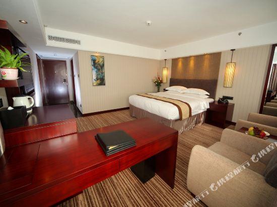 澳門富豪酒店(Hotel Beverly Plaza)富豪行政客房