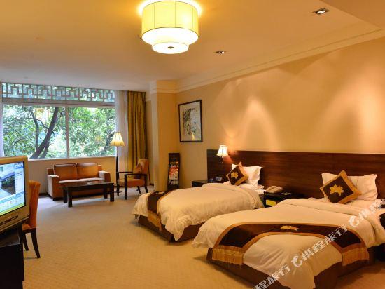廣東迎賓館(Guangdong Yingbin Hotel)行政雙床房(碧海樓)