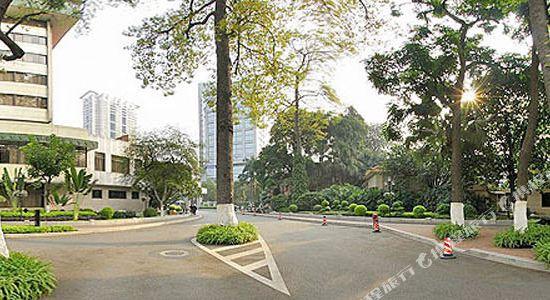 廣東迎賓館(Yingbin Hotel)酒店外觀副本