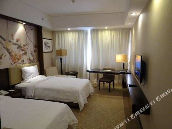 廣東迎賓館(Guangdong Yingbin Hotel)高級雙人房(白雲樓)