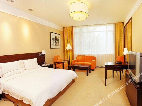 廣東迎賓館(Guangdong Yingbin Hotel)行政大床房(碧海樓)