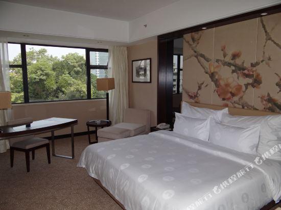 廣東迎賓館(Guangdong Yingbin Hotel)高級觀景房(白雲樓)