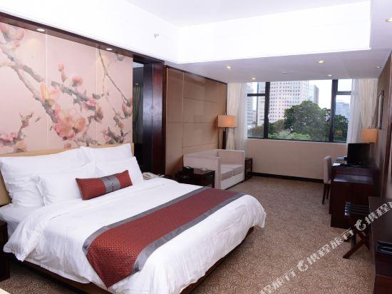 廣東迎賓館(Guangdong Yingbin Hotel)商務大床房(白雲樓)