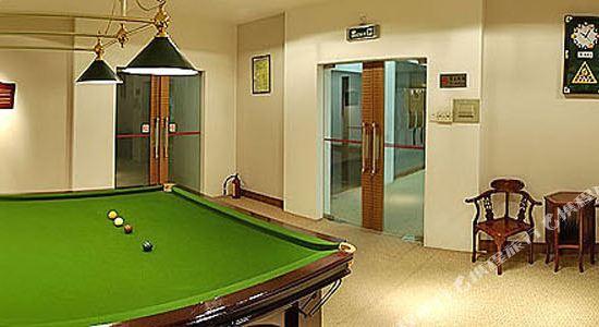 廣東迎賓館(Yingbin Hotel)桌球房
