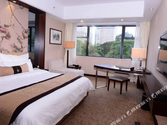 廣東迎賓館(Guangdong Yingbin Hotel)陽光園景大床房(白雲樓)