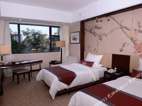 廣東迎賓館(Yingbin Hotel)陽光園景雙床房(白雲樓)