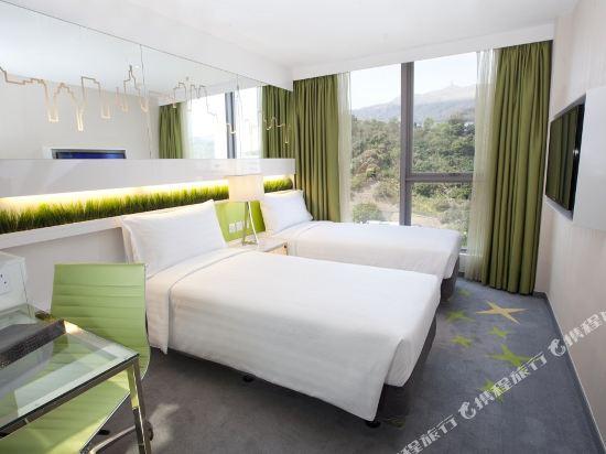 香港荃灣帝盛酒店(Dorsett Tsuen Wan)帝盛客房