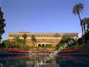 開羅萬豪酒店及奧瑪爾海亞姆娛樂場(Cairo Marriott Hotel & Omar Khayyam Casino)