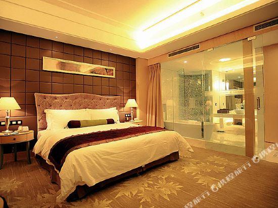 北京麗景灣國際酒店(Lijingwan International Hotel)豪華套房