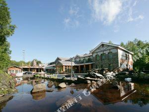 長白山藍景花溪酒店