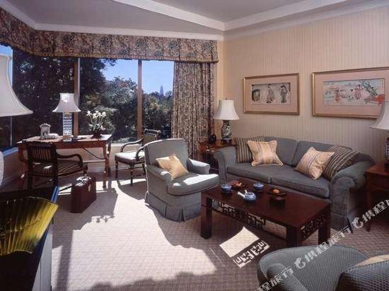 東京椿山莊大酒店(Hotel Chinzanso Tokyo)園景行政套房