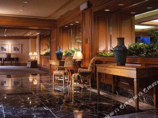 東京椿山莊大酒店(Hotel Chinzanso Tokyo)公共區域