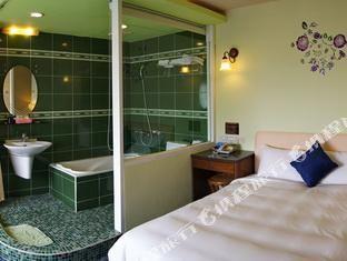 墾丁南灣度假飯店(Kenting Nanwan Resorts)山景大床房