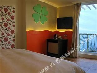 墾丁南灣度假飯店(Kenting Nanwan Resorts)海景大床房