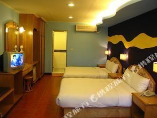 墾丁南灣度假飯店(Kenting Nanwan Resorts)豪華四人房